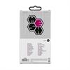 Muvit Life - Carcasa Semirígida Mesh Rose Gold muvit Life para Huawei P10