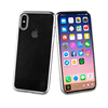 Muvit Life - Funda TPU marco Plata Bling para Apple iPhone 8 muvit Life