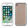 Muvit Life Funda TPU Transparente + 4 marcos intercambiables iPhone 7 (negro, oro, plata, rosegold) muvit life