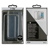 Muvit Life - Funda TPU Transparente + 4 marcos intercambiables iPhone 7 (negro, oro, plata, rosegold) muvit life