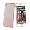 Muvit Life - Funda Ultrafina Rose Gold ITNAIL + Laca de uñas Rosa Apple iPhone 7 muvit Life
