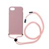 Muvit Life muvit life carcasa Apple iPhone SE/8/7 con colgante pink candy