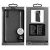 Muvit Life - muvit Life funda Apple iPhone 6,5&quote; Bling transparente marco negro