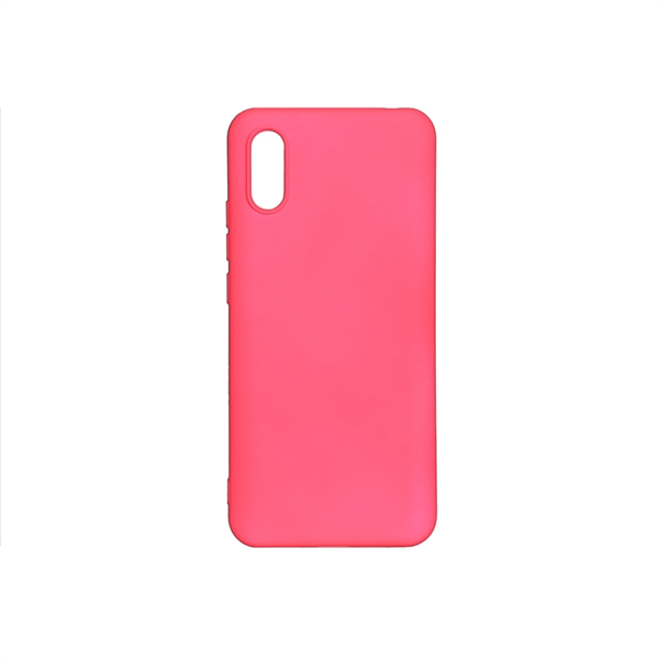 Muvit Life - muvit Life funda liquid soft Xiaomi Redmi 9AT Fluor Pink