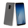 Muvit Life Funda Tpu marco Plata Bling Samsung Galaxy A8 2018 muvit Life