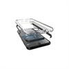 Muvit Pro Funda Crystal Soft Bump Transparente con material shockproof Negro Huawei P8 Lite 2017 muvit Pro