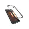 Muvit Pro Funda Crystal Soft Bump Transparente con material shockproof Negro Huawei P10 Lite muvit Pro