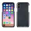 Muvit Pro Funda Crystal Soft Bump Transparente con material shockproof Negro Apple iPhone 8 muvit Pro