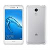 Muvit Pro Funda TPU Transparente Shockproof con enganche para colgante Huawei Y7 muvit pro