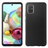 Muvit Tiger muvit Tiger funda Triangle Samsung Galaxy A71 shockproof 1,2m negra
