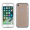 Muvit Funda TPU Transparente + 4 marcos intercambiables iPhone 7 Plus (negro, oro, plata, rose-gold) muvit