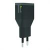 Muvit Transformador USB Dual Negro 3.4A muvit