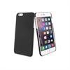 Carcasa Negra Tacto Goma Apple iPhone 6 5.5 Muvit