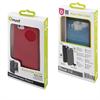 Muvit - Carcasa Ultrafina Rojo Óxido iPhone 6 muvit
