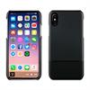 "Muvit Carcasa Doble Skin PU Negra ""Edición especial"" Apple iPhone 8 muvit"