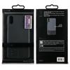 Muvit - Carcasa Doble Skin PU Negra &quote;Edición especial&quote; Apple iPhone 8 muvit