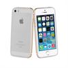 Muvit Funda Bumper Oro Aluminio iPhone 5SE muvit