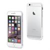 Muvit Funda Bumper Gris Aluminio + Nanofilm trasero Apple iPhone 7 muvit