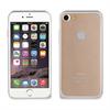Muvit - Funda Bumper Gris Aluminio + Nanofilm trasero Apple iPhone 7 muvit