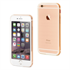Muvit Funda Bumper Rose Gold Aluminio+Nanofilm trasero Apple iPhone 7 muvit