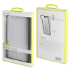 Muvit - Funda Bumper Gris Espacial aluminio + Nanofilm trasero Apple iPhone 7 Plus muvit