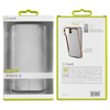Muvit - Funda Bumper Gris aluminio Apple iPhone 8 muvit