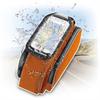 "Soporte/Bolsa para bici con acceso a la pantalla para moviles hasta 5""Muvit"