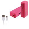 Batería Externa 2600 mAh Rosa (Incluye Cable USB-Micro USB) Muvit