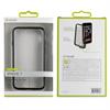 Muvit - Funda Cristal Bump Negra Apple iPhone 7 muvit