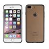 Muvit Funda Cristal Bump Negra Apple iPhone 7 muvit