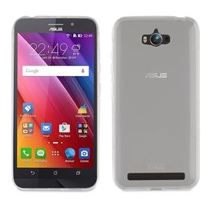 Muvit - Funda Crystal Soft Transparente Asus Zenfone Max(ZC550KL)muvit