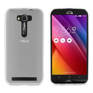 Muvit - Funda Crystal Soft Transparente Asus Zenfone 2 Laser 5&quote;(ZE500KL) muvit