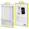 Muvit - Funda Crystal Soft Transparente Asus Zenfone 3 Max(ZC520TL) 5,2&quote; muvit