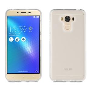 Muvit - Funda Crystal Soft Transparente Asus Zenfone 3 Max(ZC553KL) 5,5&quote; muvit