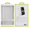 Muvit - Funda Crystal Soft Transparente Huawei P8 Lite 2017 muvit