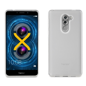 Muvit - Funda Crystal Soft Transparente Huawei Honor 6X muvit