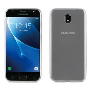 Muvit - Funda Minigel Transparente Samsung Galaxy J7 2017 muvit
