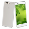 Muvit - Funda Crystal Soft Transparente Huawei P10 Plus muvit