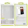 Muvit - Funda Crystal Soft Transparente Alcatel A3 XL muvit
