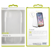 Muvit - Funda Crystal Soft Transparente Apple iPhone 8 muvit
