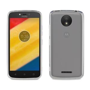Muvit - Funda Crystal Soft Transparente Motorola Moto C Plus muvit