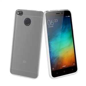 Muvit - Funda Crystal Soft Transparente Xiaomi MI4i muvit