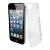 Muvit - Funda Cristal Transparente Trasera Apple iPhone 5 Muvit