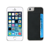 Muvit Carcasa Crystal Card Negra iPhone 5SE muvit