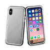 Muvit - Funda Crystal Soft Bump Negra Apple iPhone 8 muvit