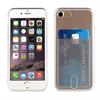 Muvit Funda Cristal Soft Card Transparente iPhone 7 muvit