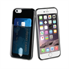Muvit Funda Cristal Soft Card Negra Apple iPhone 7 muvit