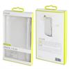 Muvit - Funda Crystal Soft Lite Negra Ultrafina Apple iPhone 7 Plus muvit