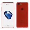 Muvit Funda Crystal Soft Lite Rosa Ultrafina Apple iPhone 7 Plus muvit