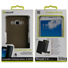Muvit - Funda Crystal Soft Lite Gris Transparente Samsung Galaxy J5 2016 muvit